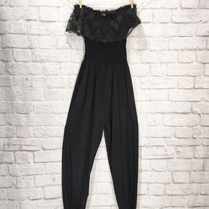 Vintage | Lingerie Jumpsuit